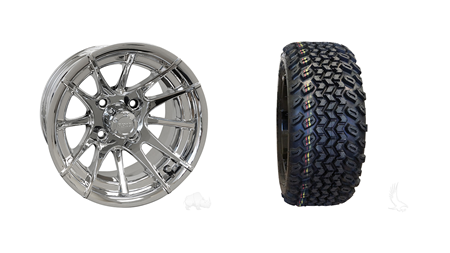 Picture for category Wheel & Tire Combos