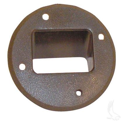 Picture of Receptacle Bezel, DC, Club Car 36V Electric 85+