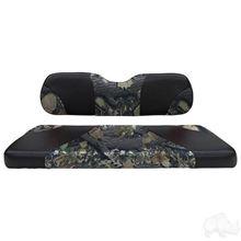 Picture of E-Z-Go RXV Sport Black/Camo Cushions Steel Rear Flip Seat Kit