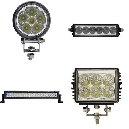 Picture for category LED Light Bars/Flood/Utility Lights