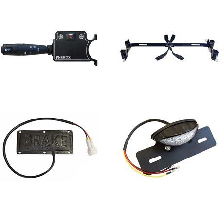 Picture for category Street Legal Accessories