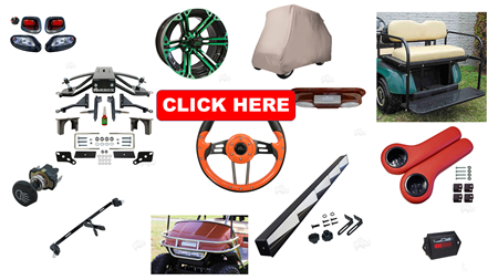 Picture for category E-Z-GO Accessories