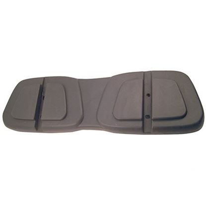 Picture of Seat Back Shell, Black Plastic, Club Car DS 1 piece
