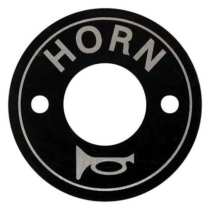 Picture of Horn Decal, Floor Mount