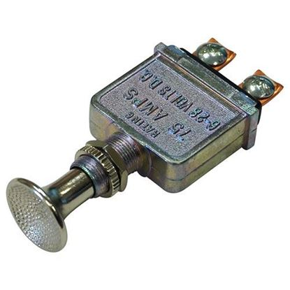 Picture of Push/Pull Headlight Switch, Heavy Duty, 12V 75A