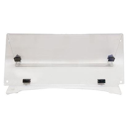 Picture of Yamaha G29/Drive Impact Modified Folding Windshield - Clear