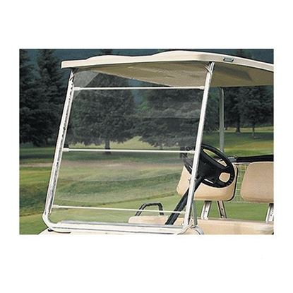Picture of Universal Clear Vinyl Portable Windshield