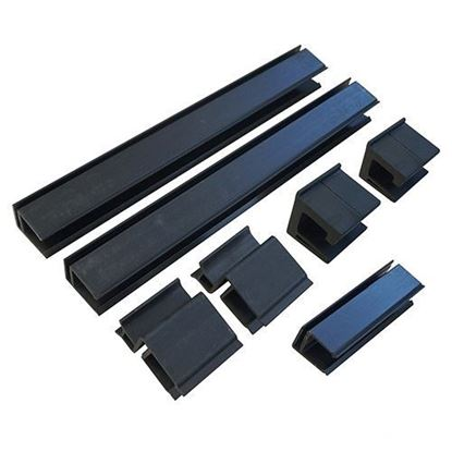 Picture of Yamaha G14/G16/G19 1994-2001 Acrylic/AS4 Windshield Replacement Hardware Kit