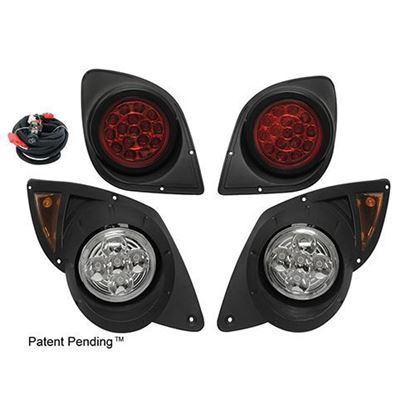 Picture of Yamaha G29/Drive 2007-2016 LED Factory-Style Light Kit