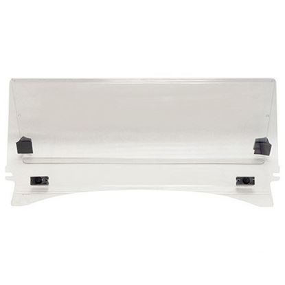 Picture of Club Car Precedent Impact Modified Folding Windshield - Clear