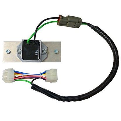 Picture of Voltage Reducer, Club Car Precedent 08.5+ Electric with 8V Batteries