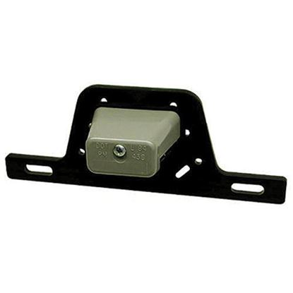 Picture of Surface Mount License Plate Bracket with Light