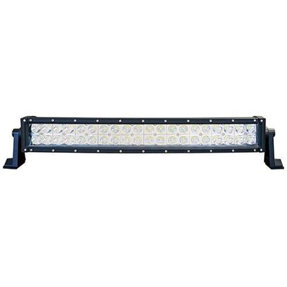 "Picture of Light Bar, LED, Curved, 21.5"", Combo Spot/Flood, 12-24V 120W 7800 Lumens"