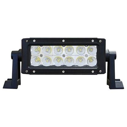 "Picture of Utility Light Bar, LED, 7.5"", Combo Flood/Spot Beam, 12-24V, 36W, 2340 Lumens"