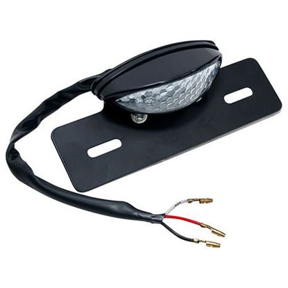 Picture of License Plate Holder with LED Tag Running and Brake Light