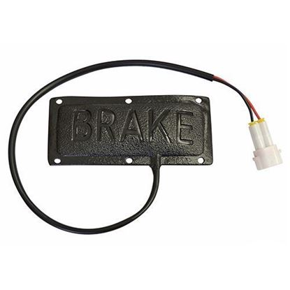 Picture of Pedal-Mount Brake Light Switch Pad