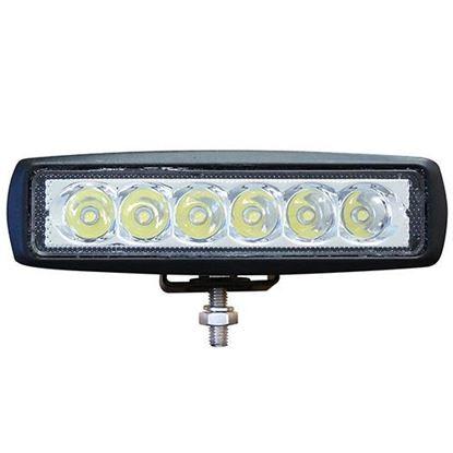 "Picture of Utility Spotlight, LED, 6.3"", 12-24V, 18W, 1170 Lumens"