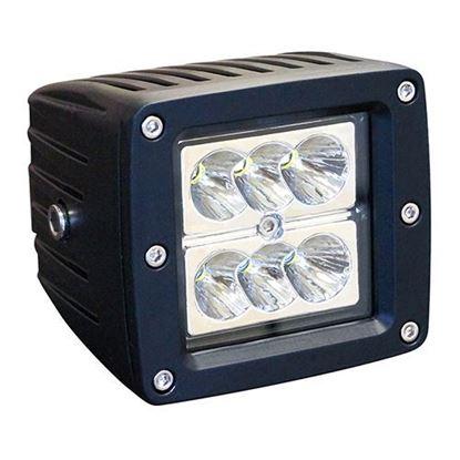 "Picture of Utility Spotlight, LED, 3.25"", 12-24V, 24W, 1500 Lumens"