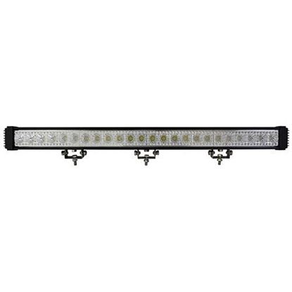 "Picture of Light Bar, LED, 33"", Flood, 12-24V 72W 5400 Lumen"