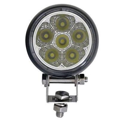 """Picture of Utility Spotlight, LED, 2.25"""" 12-24V 18W 1350 Lumen"""