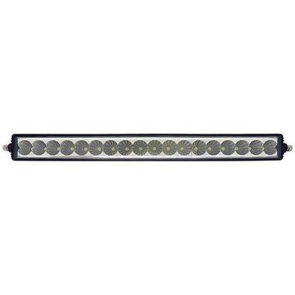 """Picture of Light Bar, LED, 21"""", Flood, 12V-24V 54W 4050 Lumen"""