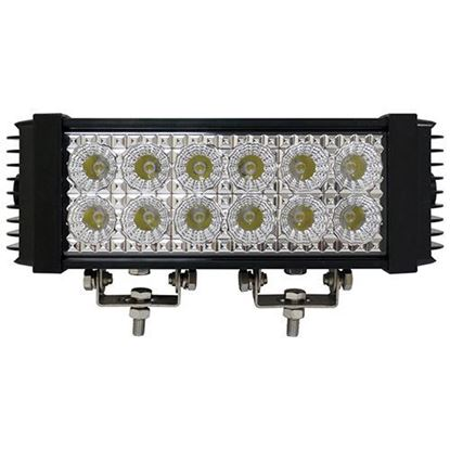 """Picture of Utility Light Bar, LED, 10.25"""", Flood, 12-24V 36W 2700 Lumen"""
