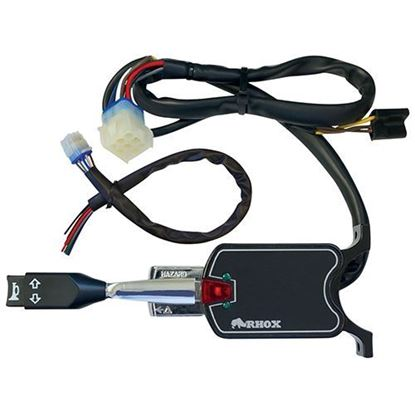 Picture of Turn Signal, Rhox 7-Wire Switch with Horn Button