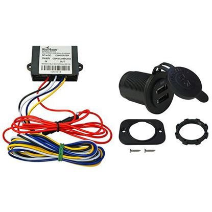 Picture of USB Charging Kit, 20-65V Electric Golf Cart