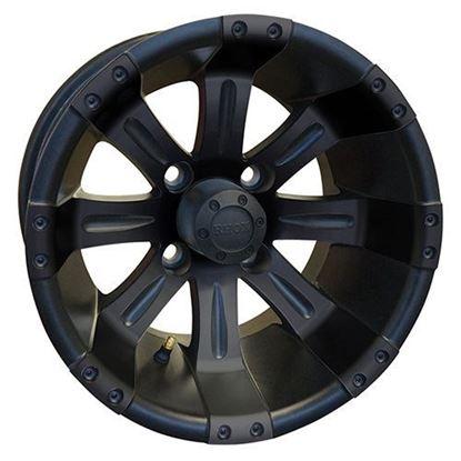 Picture of Wheel, RHOX Vegas Matte Black 12x7