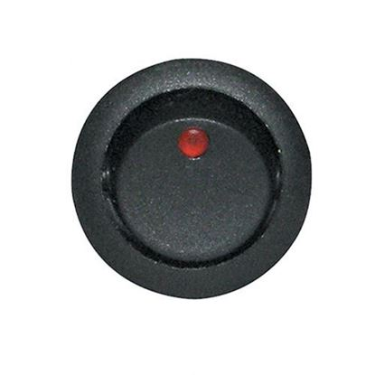 Picture of LED Indicator, Mini Toggle Switch 16 Amps