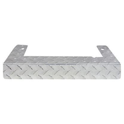 Picture of E-Z-Go Medalist/TXT 1996-Up Diamond Plate Axle Cover
