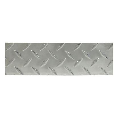 Picture of E-Z-Go TXT 1996-2013 Diamond Plate Name Plate