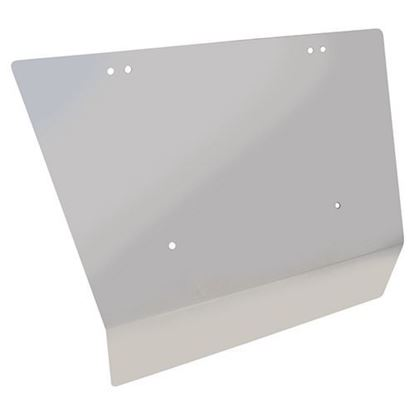 Picture of E-Z-Go Marathon/Medalist/TXT 1989-Up Stainless Steel Front Shield