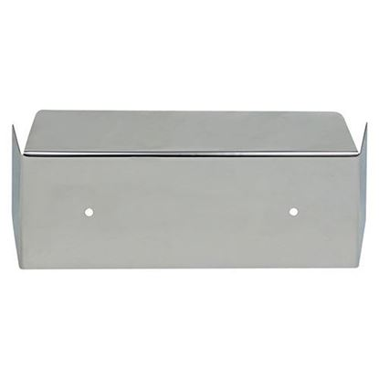 Picture of Club Car DS Stainless Steel Front Bumper Cover