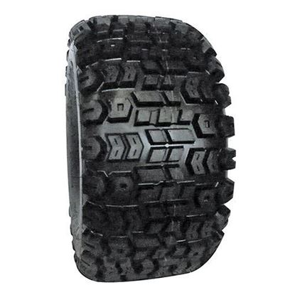 Picture of Lifted Tire, Kenda Terra Trac 20x10-8, 4-Ply