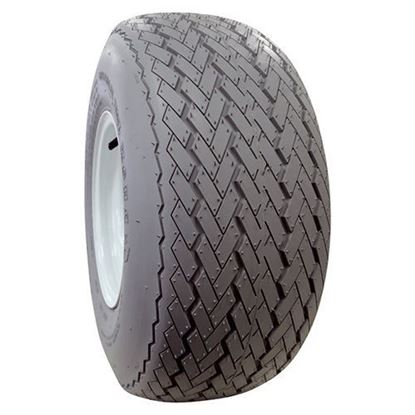 Picture of Tire, RHOX Golf Grey Non-Marking/Non-Skid 18x8.50-8, 6-Ply