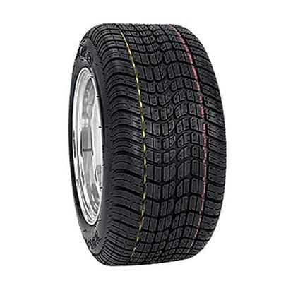 Picture of Low Profile Tire, Duro 205/50-10, 4-Ply