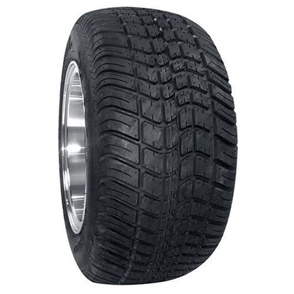 Picture of Low Profile Tire, Kenda Pro Tour Radial DOT 205/50R10, 4-Ply