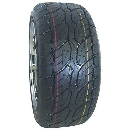 Picture of Tire, Duro Excel Touring DOT 215/40-12, 4-Ply