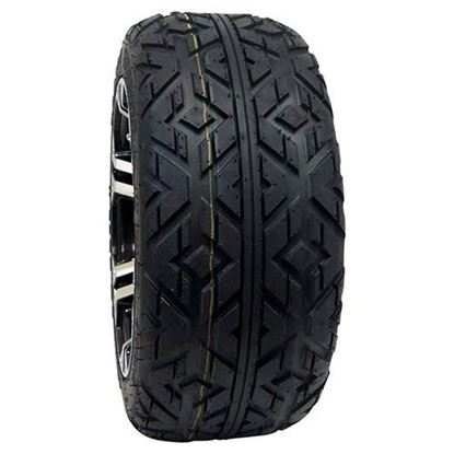 Picture of Low Profile Tire, RHOX Golf VX 215/35-12, 4-Ply