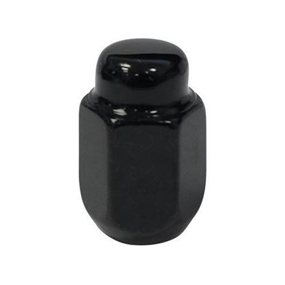 Picture of Metric Gloss Black Lug Nut (Single) for Yamaha Wheels