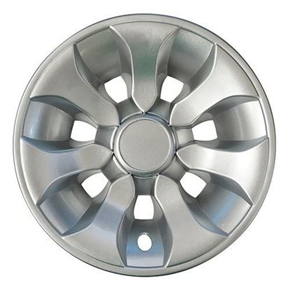 "Picture of 8"" Driver Silver Wheel Cover"