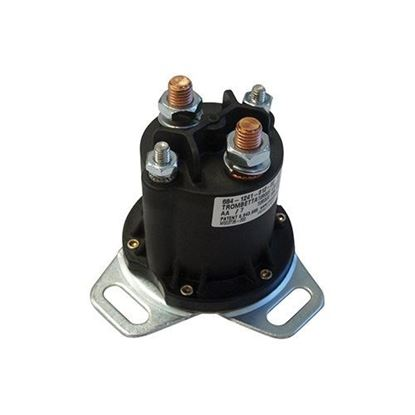 Picture of Solenoid, 12V 4 Terminal Copper, Club Car Gas 1984-Up (Different Footprint)