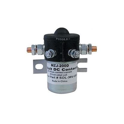 Picture of Solenoid, 36V, 200 Amp