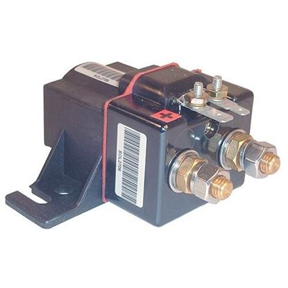 Picture of Solenoid, 48V 4 Terminal Copper, Club Car Electric 1995-Up