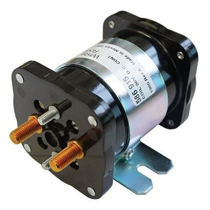 Picture of Solenoid, 36V 6 Terminal, Heavy Duty 200 Amp