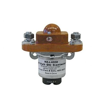 Picture of Solenoid, 48V, 400 Amp