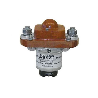 Picture of Solenoid, 36V, 400 Amp