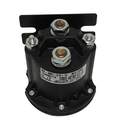 Picture of Solenoid, 36V 4 Terminal, E-Z-Go RXV Electric Danaher Controller
