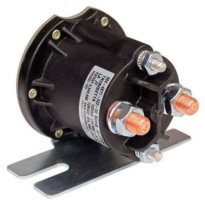 Picture of Solenoid, 48V, Yamaha G29 Drive Electric 2014-Up